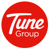 Tune Group Mobile Logo